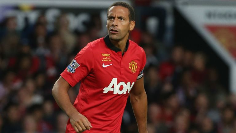 Rio Ferdinand: Backing Manchester United's front-men
