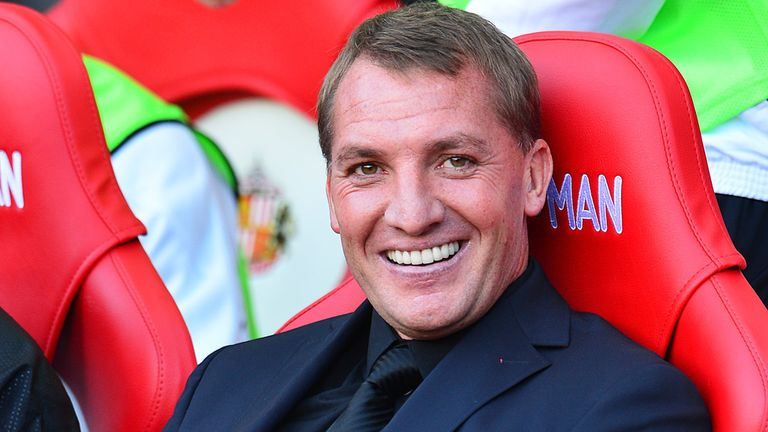 Brendan Rodgers: Happy with how hard Liverpool worked