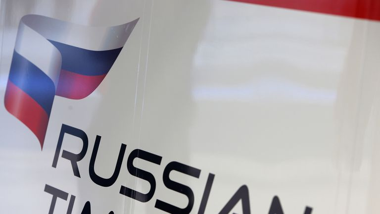 RUSSIAN TIME will enter GP3 in 2014