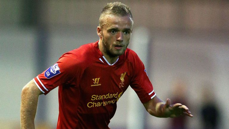 Ryan McLaughlin: Liverpool youngster has joined Barnsley on loan