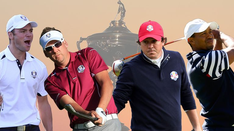 Who will be lining up on the two teams at Gleneagles?