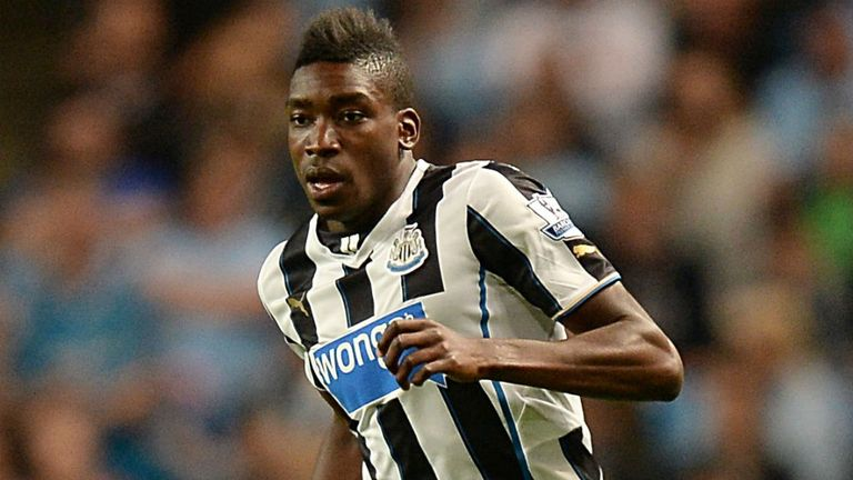 Sammy Ameobi: Wants first-team role at Newcastle United