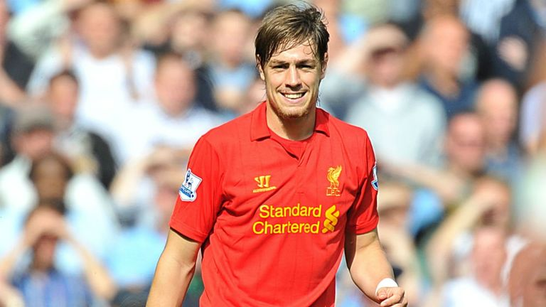 Sebastian Coates: Liverpool centre-back is looking forward to returning to action