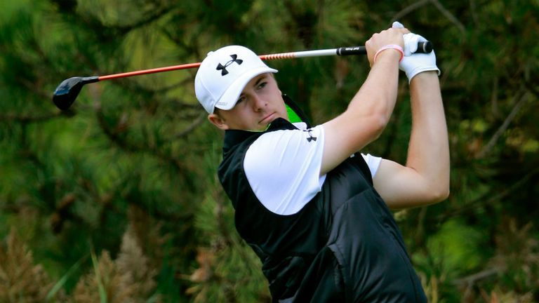 Jordan Spieth: Has enjoyed a quite spectacular rookie season