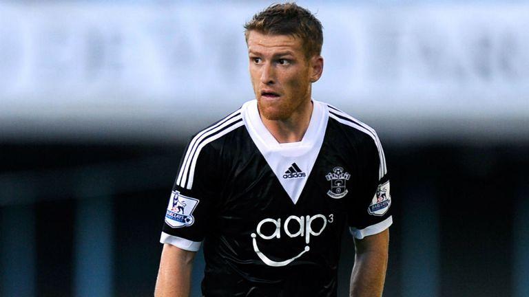 Steven Davis: Wants Southampton to be more ruthless