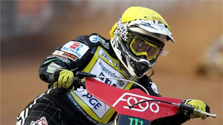 Tai Woffinden: Will captain Team GB