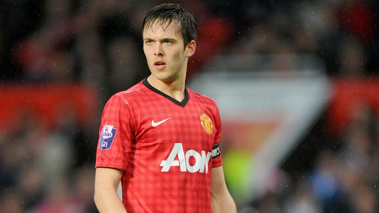 Tom Thorpe: Back at Manchester United