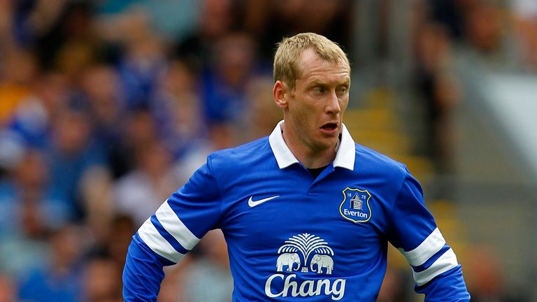 Tony Hibbert: In talks to remain at Everton