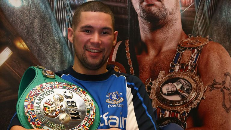 Tony Bellew: Expects Stevenson to retain his title in Montreal