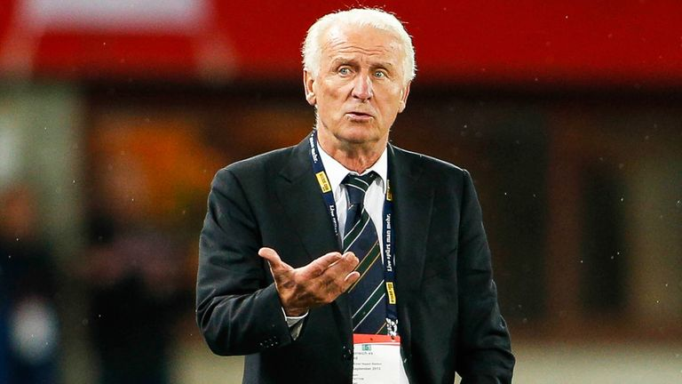 Giovanni Trapattoni: The Italian was turned down for the Hannover 96 job