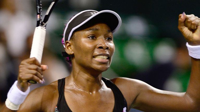Venus Williams: Needed three hours on court to see off Bouchard