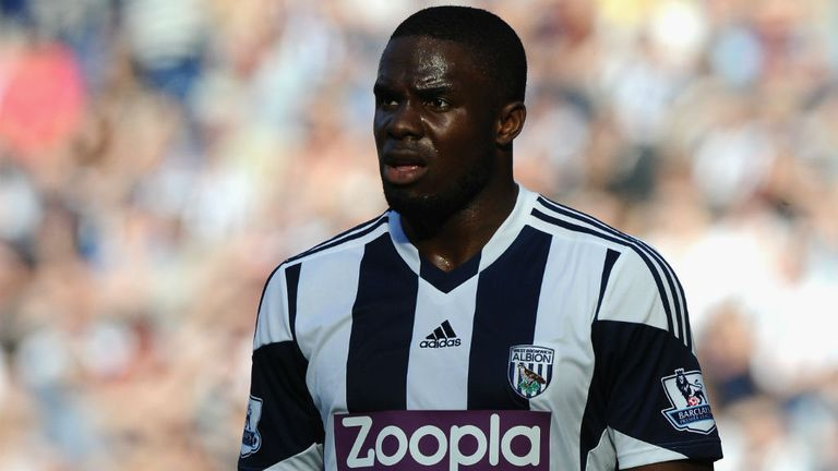 Victor Anichebe: The West Brom striker has backed David Moyes to succeed at Manchester United