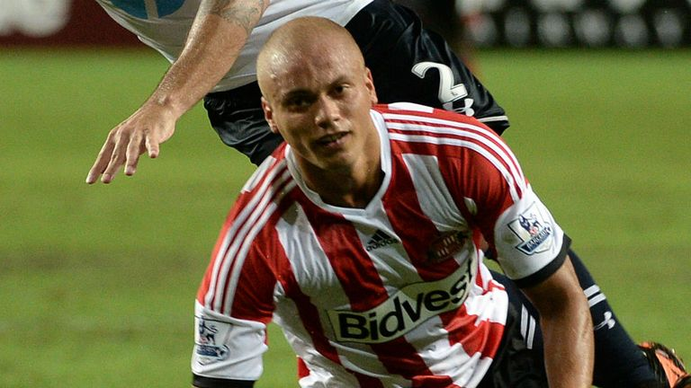 Wes Brown: Could return in Sunday's Wear-Tyne derby