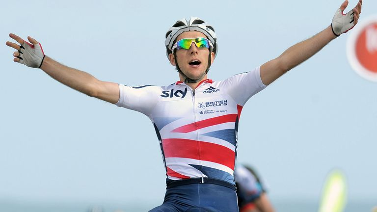 Simon Yates beat the likes of Bradley Wiggins and Nairo Quintana on stage six