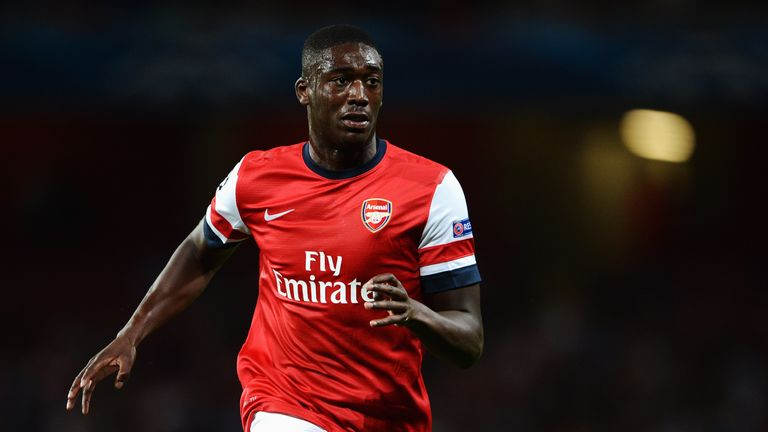 Yaya Sanogo: Young Arsenal forward ready to be patient at Emirates
