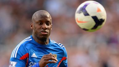 Sone Aluko: Back from injury