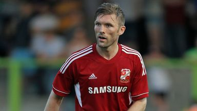 Darren Ward: Yet to appear for Swindon this season