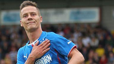 Ian Black: Netted for Shrewsbury