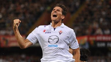 Mario Gomez: Nearing a return to action