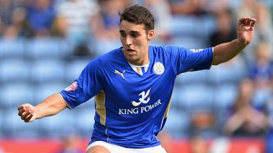 Matty James: Looking forward to gracing Old Trafford with Leicester next season