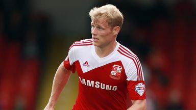 Jay McEveley: Pens Sheffield United deal