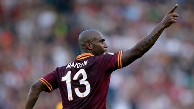 Maicon: Roma full-back approaching full fitness