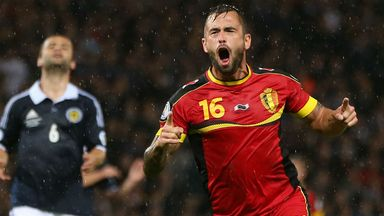 Steven Defour: Not in talks with Aston Villa according to manager Paul Lambert