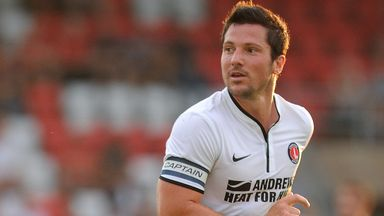 Yann Kermorgant: Delighted to net a first career hat-trick against Doncaster