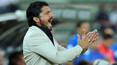 Gennaro Gattuso: Under investigation for match-fixing in Italy