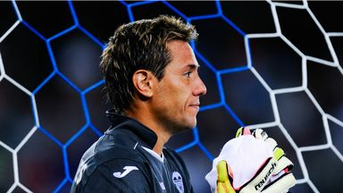 Diego Alves: Admits he would be delighted if Barcelona approached him
