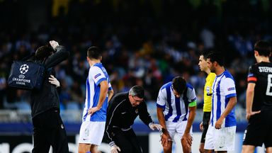 Esteban Granero: Set to miss the next six months out with knee injury