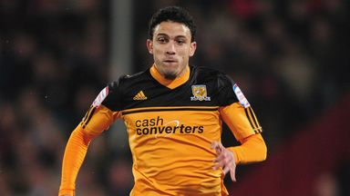 Gedo: Free to link up with Hull City for a second time