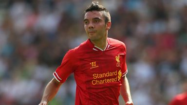 Iago Aspas: Has struggled to make an impact during his debut season