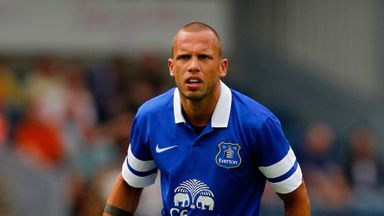 Former Everton defender John Heitinga has rejoined Ajax
