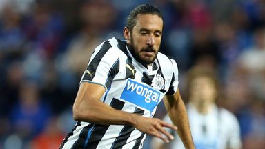 Jonas Gutierrez: Unsure why he fell out of favour at Newcastle