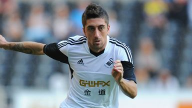 Pablo Hernandez: Winger confident of Swansea City survival