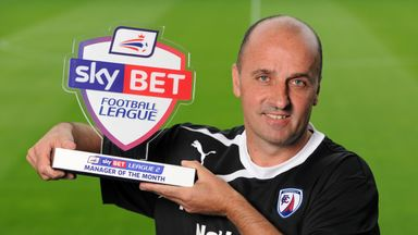 Paul Cook: Offers his backing to Sam Togwell