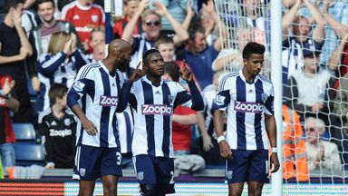Stephane Sessegnon: Represents shrewd transfer business for West Brom