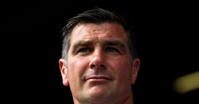 Richie Barker: New man in charge at Fratton Park