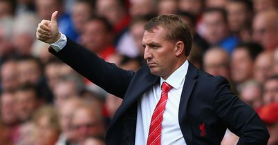 Brendan Rodgers: Has Liverpool top of the Premier League table