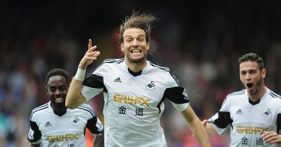 Michu: Called up by Spain following good performances for Swansea