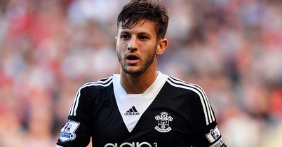 Adam Lallana: Southampton midfielder taking inspiration from Rickie Lambert