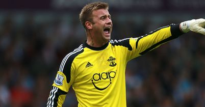 Artur Boruc: Has four clean sheets in a row to his name