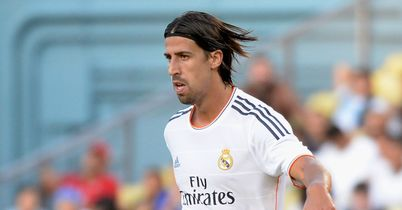 Khedira set for return