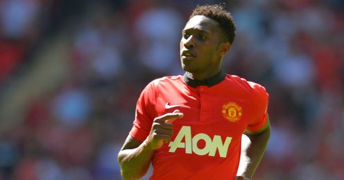 Danny Welbeck: London calling for Man Utd striker
