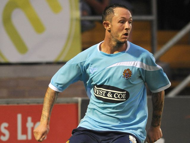Rhys Murphy: Match-winning strike