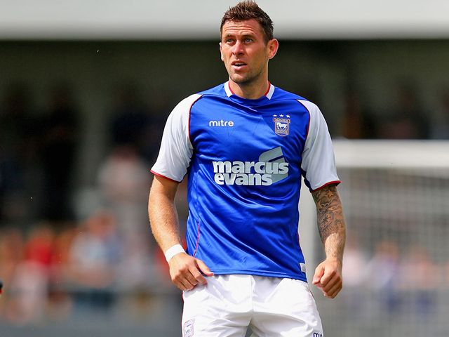 Daryl Murphy: On target for Ipswich
