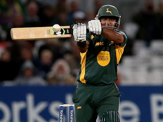 Samit Patel helped guide the hosts into the final