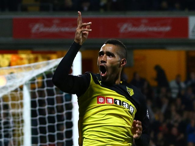 Lewis McGugan: On target for Watford