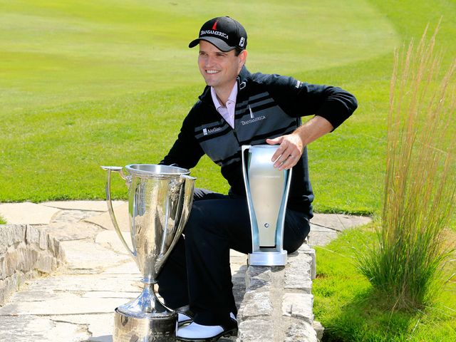Zach Johnson heads to the Tour Championship a winner